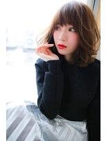 [OCEAN Hair&Life]大人可愛い☆エアリーミディ☆