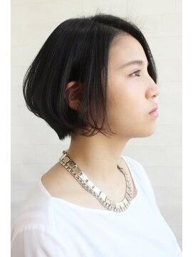 ココ ヘアーアンドライフスタイル(COCO hair&lifestyle)大人女性にご提案♪ひし形ボブ