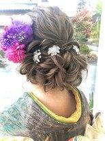 ヘアアンドメイク デコ(Hair&Make Deco)ユルカワアップ