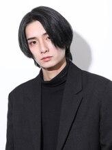 カンゴールサロン(KANGOL SALON)黒髪マッシュ 【学割U24】