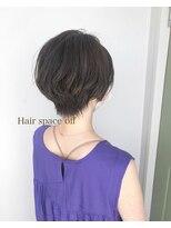 ヘアー スペース オフ(Hair Space Off)ショートヘア