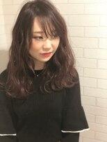 ミディアムレイヤー☆ベリーピンク