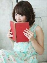 モニカ 横須賀中央店(Monica)みんな可愛くなれちゃう柔らか毛先のヴェールミディー!