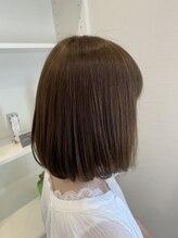 ヘアーディック(hair Dec.)うる艶ミディアムボブ