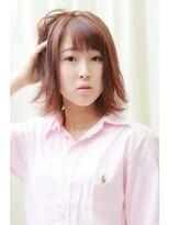 ウィルゴ(VIRGO)【VIRGO】季節のトレンド・フレンチモーブ系ピンク☆