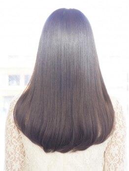 アルティ(arti)の写真/トリートメントの時代を変える!一時的な補修でなく髪を修復し理想の髪質へ改善するオーダー式ヘアエステ