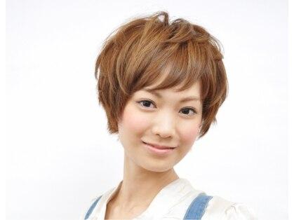 ラフェルヘアー(Rafel hair)の写真