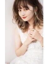 ビジューヘアー(Beju Hair)韓国風セミディー☆