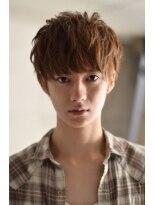 セクシーショート(隠しツーブロック!)MEN'S HAIR 男性髪型