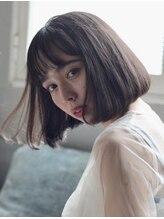 ネオリーブギンザ(Neolive GINZA)ナチュラルストレートボブ☆銀座美容室