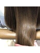 スーベニール(souvenir)■白髪対応■フルオーダー髪質改善トリートメント極上のヘアケア