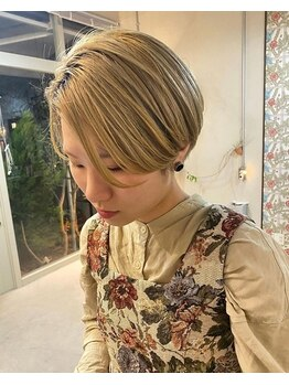 ハイランド(HIGHLAND.)の写真/気軽に通える贅沢サロン♪透明感、艶感、シャレ感、一人一人のなりたい髪色に♪