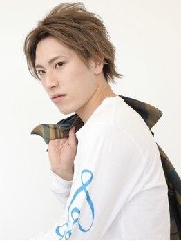 ロルド ポワール(Rold poire)の写真/【富山県立大学近く/月曜営業】骨格や髪質から計算したカット技術。あなたに似合う「遊べる」styleを創る。
