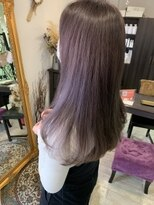 マイ ヘア デザイン(MY hair design)ラベージュ