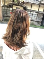 コレット ヘアー 大通(Colette hair)☆ふわレイヤー☆