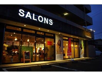 サロンズヘアー 老司店(SALONS HAIR)の写真