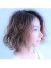 ヘアーコンフォート(hair comfort)大人かわいい☆ウェーブスタイル