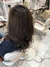 クライムヘアー(Climb hair)外国人風バレイヤージュカラー