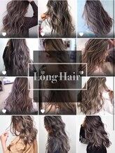 スワッグ(SWAG)Long Hair