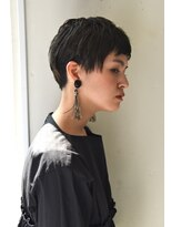 リーピース(Lepes)【Lepes】ナチュラルモードな黒髪ベリーショート★