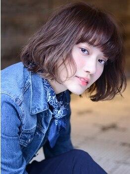ゼンコー キチジョウジ シェール(ZENKO KICHIJOJI chere)の写真/30~50代の支持多数!年代に合わせたデザインで魅力を引き立てる☆人気のファッショングレイで大人美髪へ