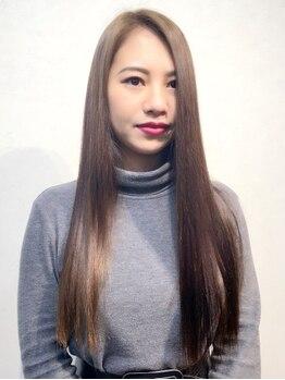 シャイニー ヘアー ダイス(SHINY HAIR DaiCe)の写真/高いリピート率を誇る[DaiCe]の人気メニュー!ダメージレス薬剤×高い技術力でツヤのある柔らか美髪へ☆