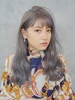 カイコヘアーアンドアートスタジオ(kaiko hair&art studio)silver white