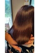 ソティラス(Hair Salon Sotiras)『ソティラス』艶髪スタイル