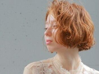 ランティス(LANTiS)の写真/【ケアブリーチ使用サロン】ハイライトから暗髪まで透明感×柔らかな質感で抜け感があるカラーを叶えます♪