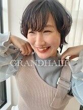グラン ヘアー(GRAND HAIR)カジュアルモードボブ