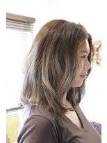 ローグヘアー 亀有店(Rogue HAIR)ラベンダーアッシュグラデーション