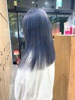 アテナ 六本松店(ATENA)【舩津拓海】アイスブルー☆