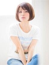 ナオシ 田原台店(nao c)人気No.1の重めノームコアボブスタイル