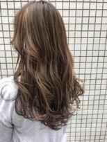 ヘアー メイツ ニューヨーク 学芸大学(Hair Mates NewYork)白髪染め 白髪ぼかし ハイライト ローライト