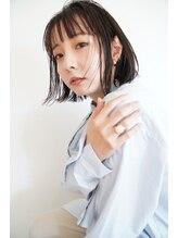 ソーイ ヘアー(soi hair)【soi・ソーイ】柔らかい質感のニュアンスボブ