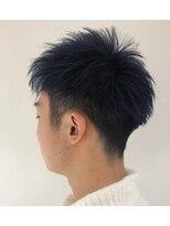 ゴッサムヘアー(Gotham Hair)話題のブルーブラック