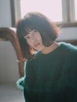 外国人風ショートボブby premier models☆