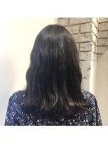 ヘアーエスクール 本店(hair S.COEUR)シアーグレージュカラー