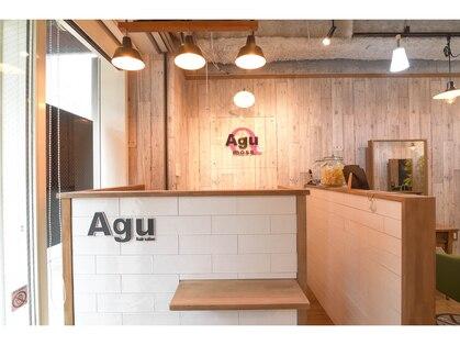 アグ ヘアー モス 中央林間店(Agu hair moss by alice)の写真