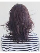 エトワール(Etoile HAIR SALON)パープルピンク