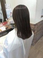 ヘアメイク シュシュ(Hair make chou chou)シークレットカラーことりベージュ