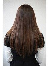 シーズナルヘアデザイン(Seasonal hair design)プレミアム縮毛矯正