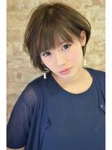 テイル ヘアーサロン(TALES Hair Salon)【TALES】耳かけゆるショート