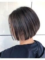 【hair&make bis】白髪を目立たなくするカラーリング