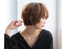 ヘアーサロン タカヒロ(Hair Salon TAKAHIRO)の雰囲気(小顔 ショート ボブ カットで似合わせます◎《三軒茶屋》)