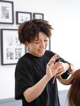 ラルジュヘアイコール(Large hair equal =)村山 みづき