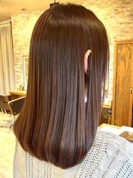 グランアージュ ネオ 船橋北口店(grandage neo)の写真/【船橋駅北口徒歩1分】あなたの髪、本来の美しさを引き出すトリートメント。天使の輪を取り戻します…♪