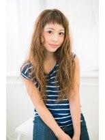 ヘアサロン レア(hair salon lea)【LEA赤羽☆山本】ショートバング大人可愛いニュアンスパーマ