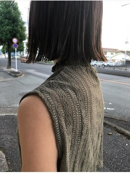 ハイランド(HIGHLAND.)の写真/圧倒的なツヤ、柔らかい手触り。NEW!TOKIO INKARAMI トリートメントで自分史上最高の美髪にしませんか?