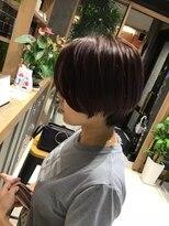 レザボア ヘアーアンドビューティー ハイブ店(reservoir Hair&Beauty Haibe)ジェンダーレスショート